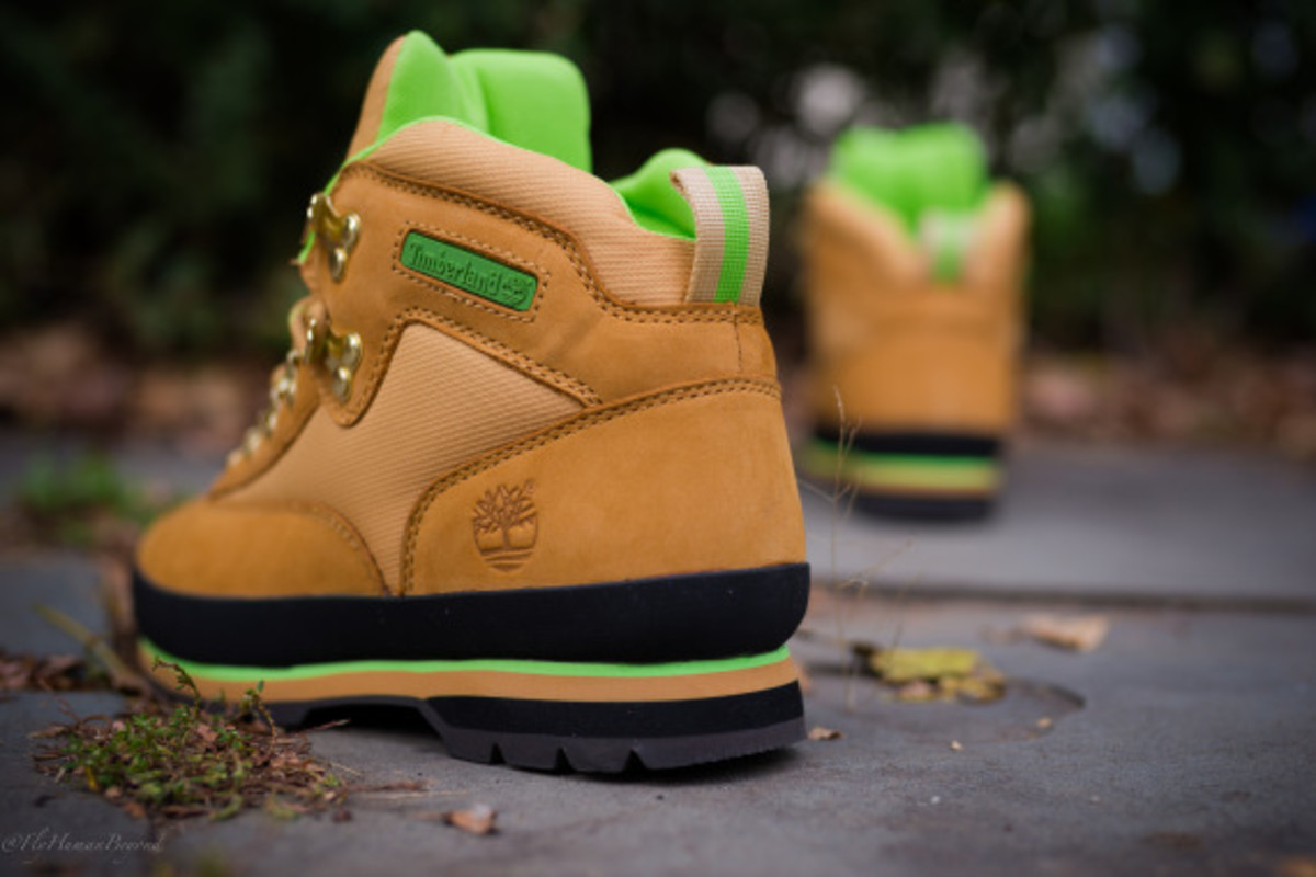 Stussy for Timberland – Euro Hiker Boots | Available Now - 11