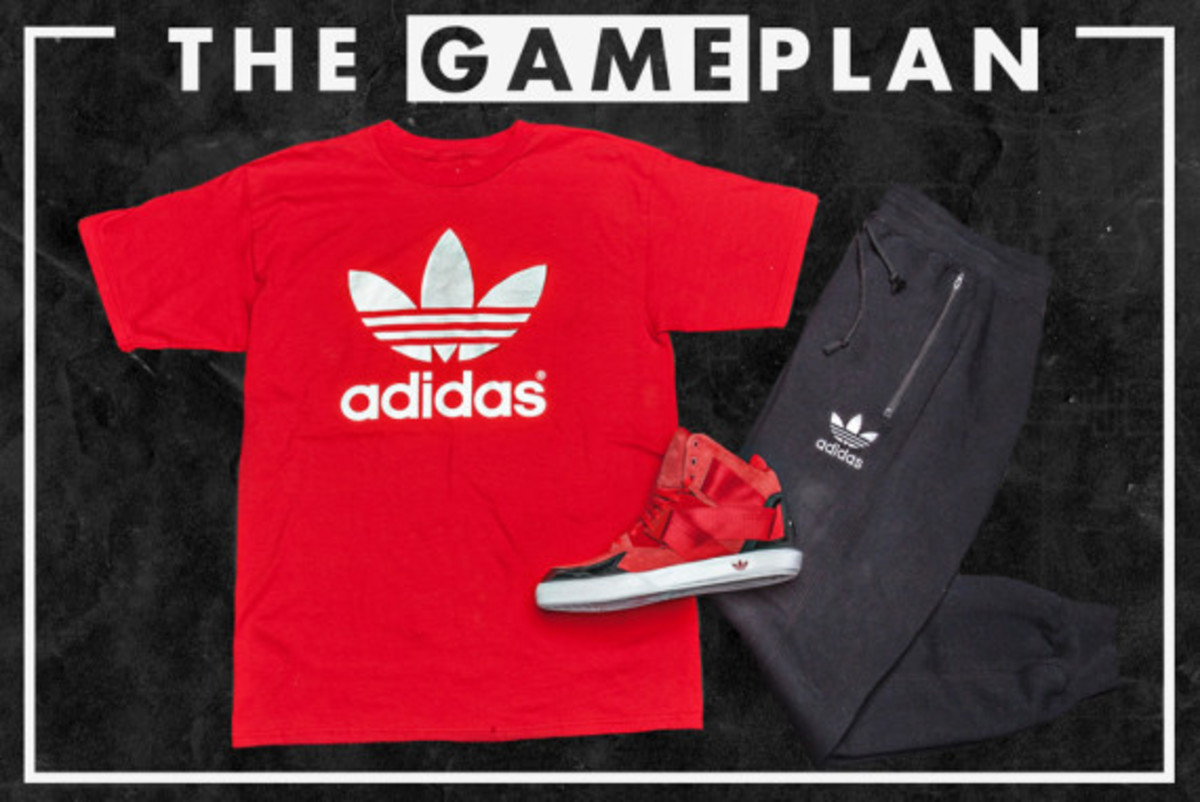 The Game Plan by Champs Sports - adidas Originals C-10 Collection - 1