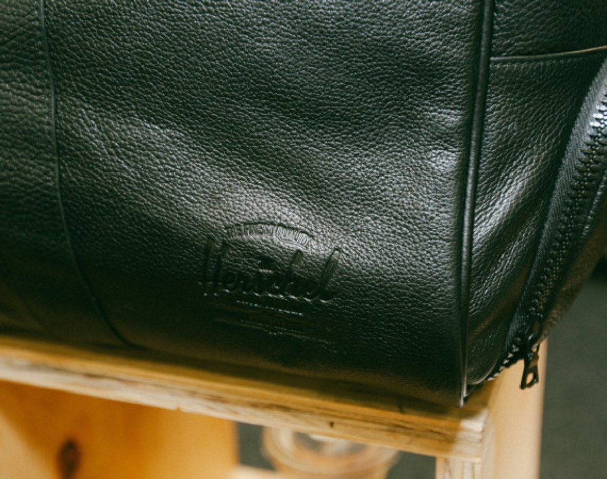 "Herschel Supply Co. Bad Hills Workshop Collection - ""Leather"" Pack 