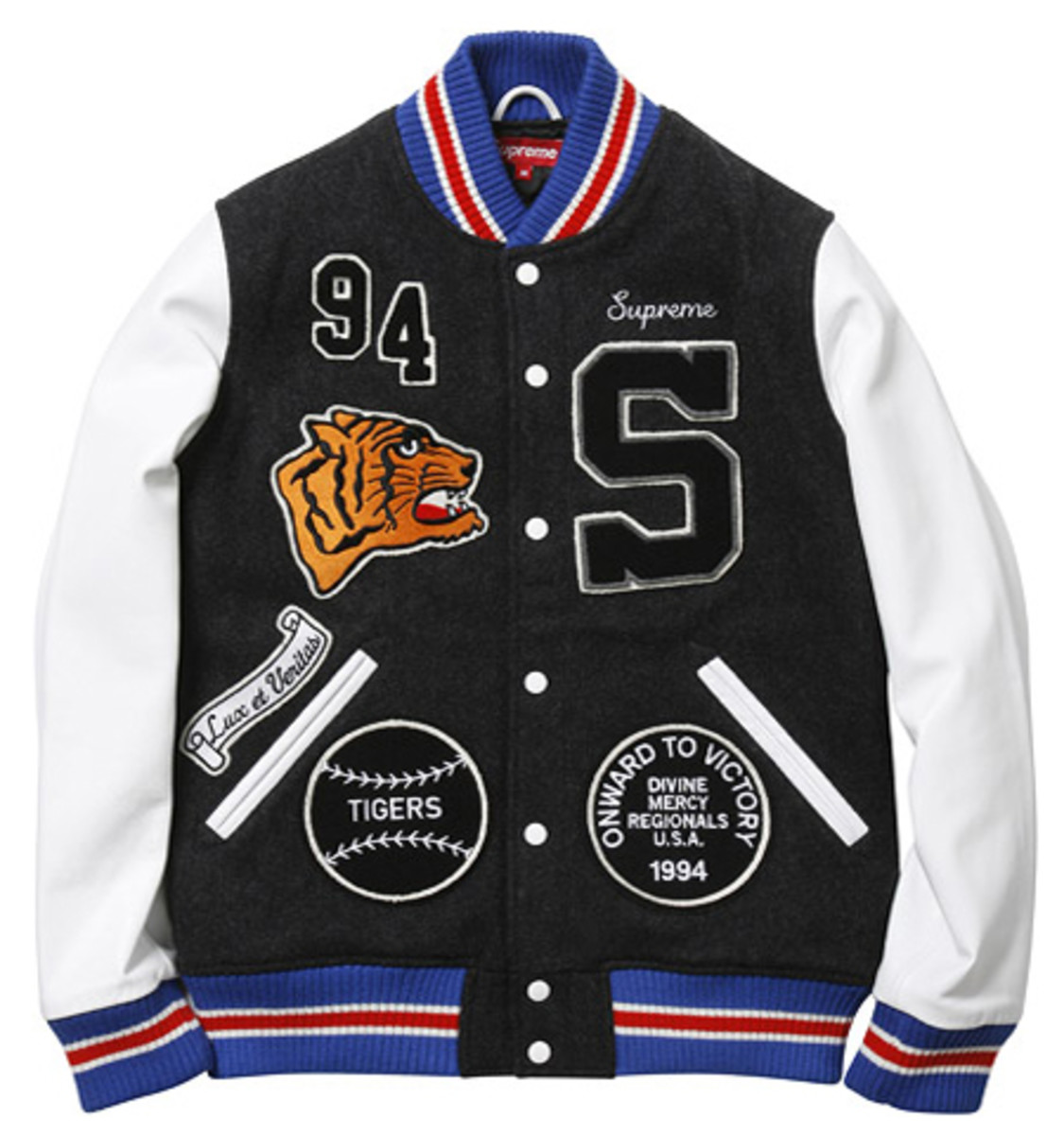 Supreme - Fall/Winter 2009 Collection - Varsity Jacket