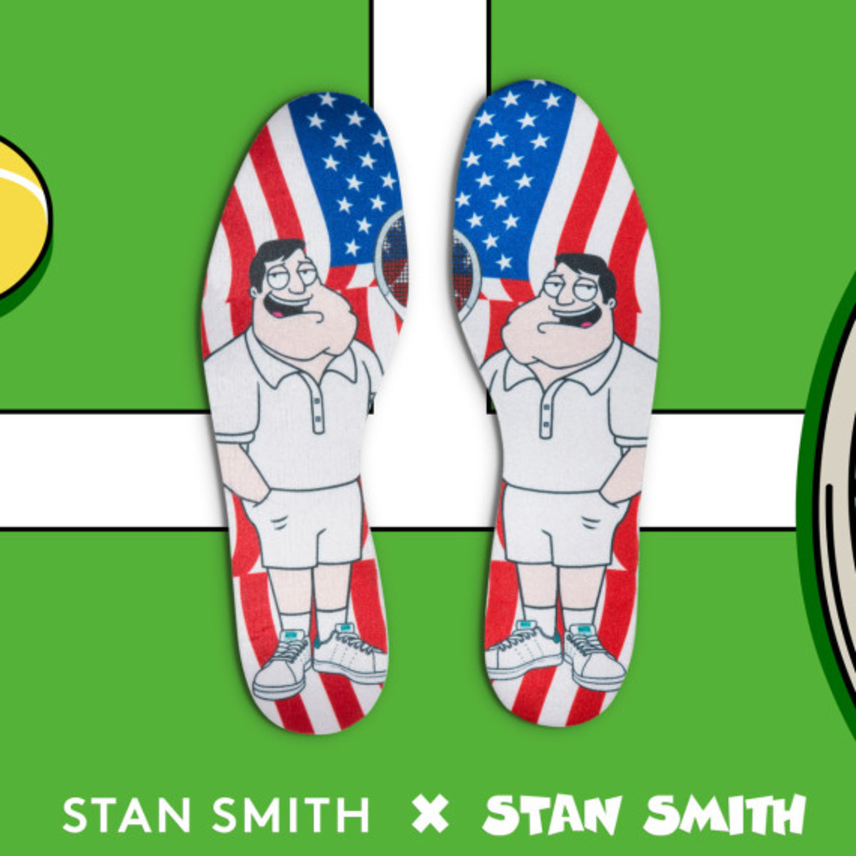 American Dad! collaborates with adidas Originals for Stan Smith x Stan Smith | Another Look - 5