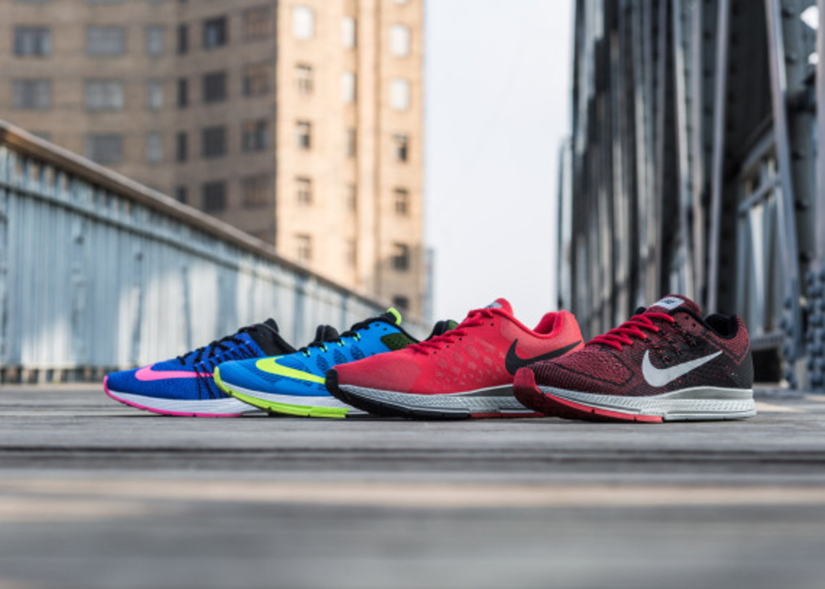 Nike Zoom Air - 2014 Greater China Media Summit with Mo Farah and Galen Rupp - 7