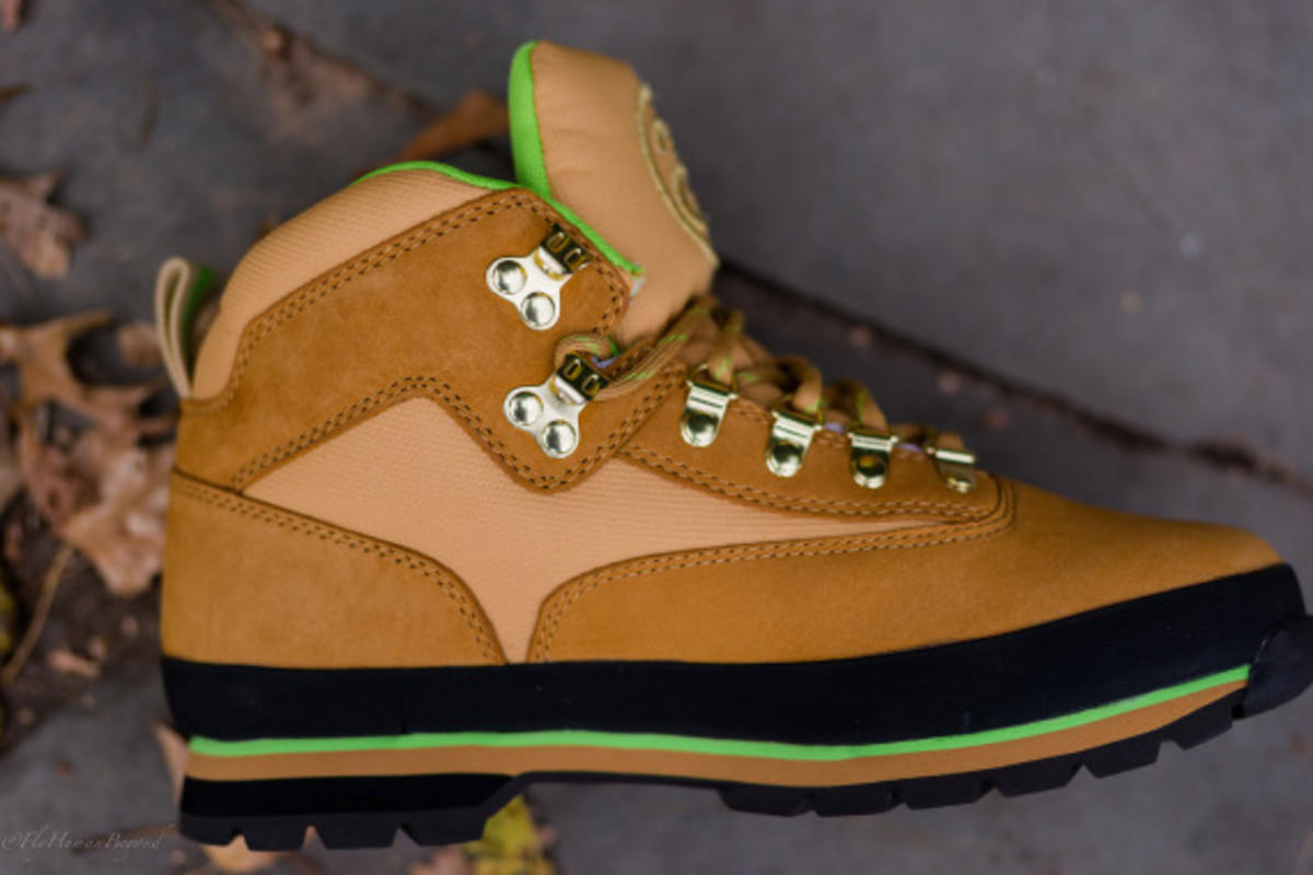 Stussy for Timberland – Euro Hiker Boots | Available Now - 12