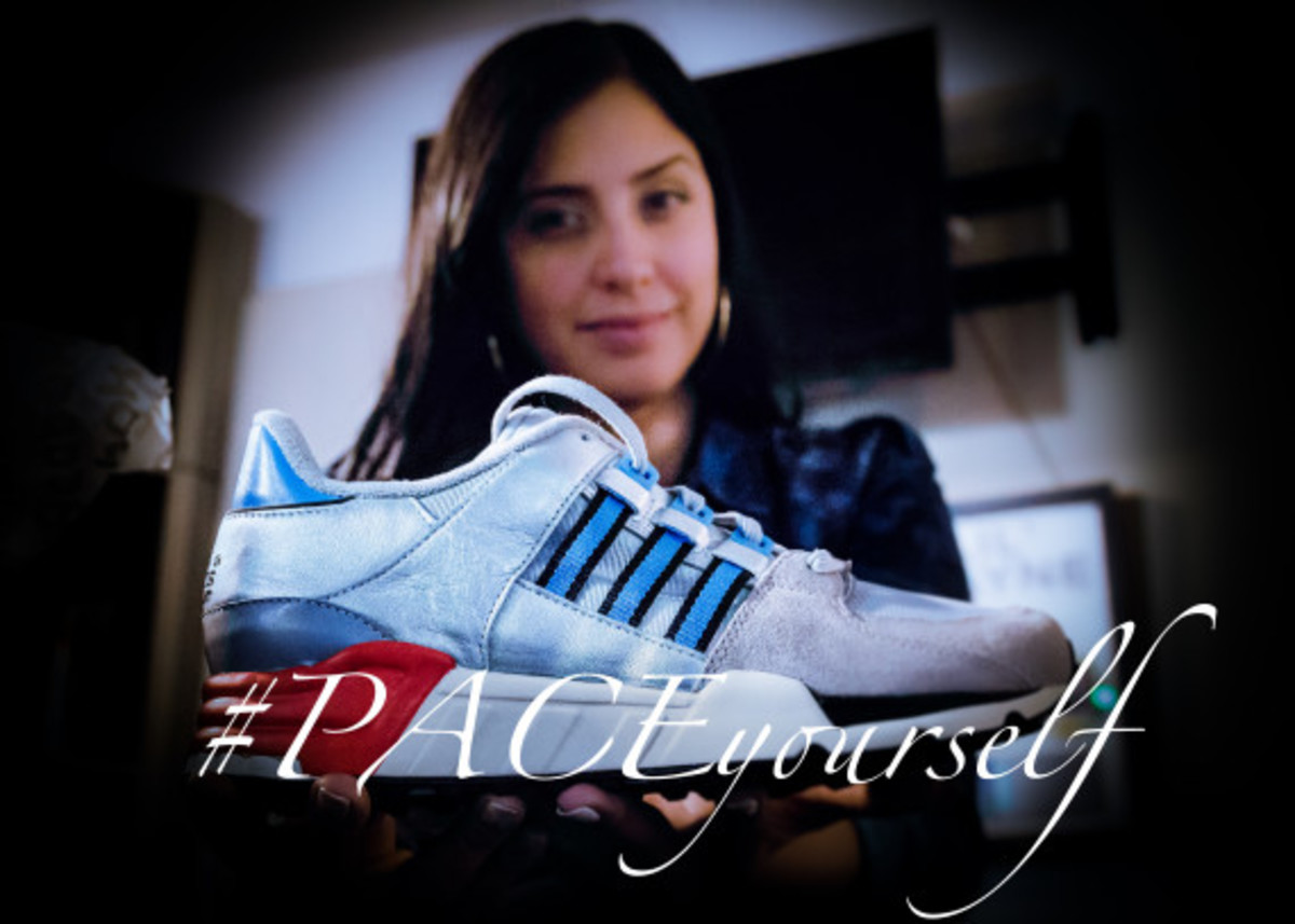 "Packer Shoes x adidas Originals EQT Running Support 93 ""Micropacer"" - #PaceYourself Campaign - 5"