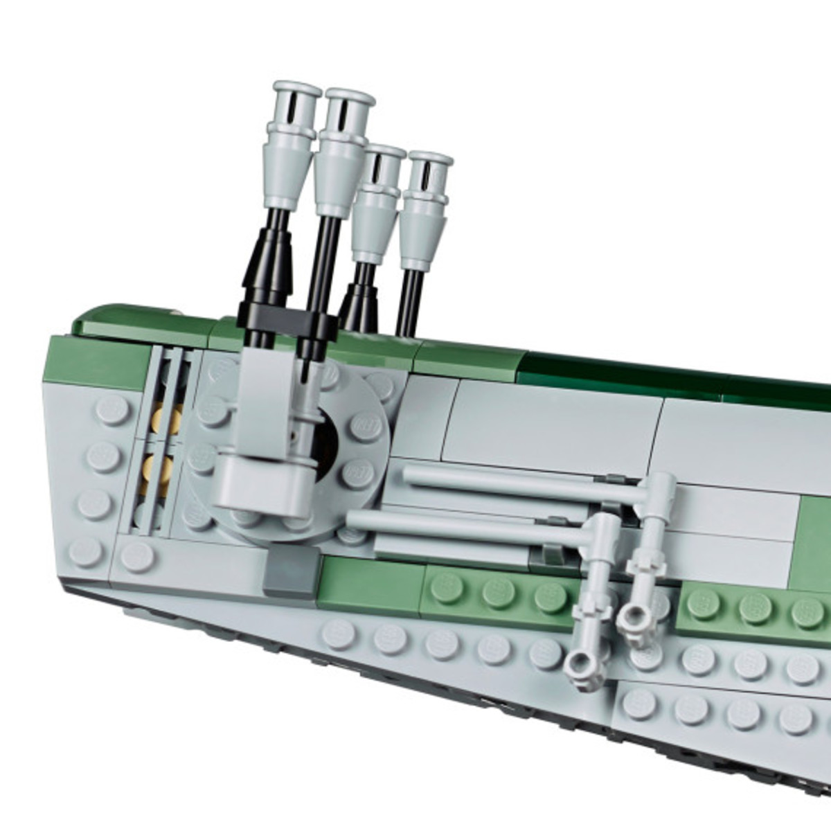 Star Wars x LEGO Ultimate Collector's Series: Boba Fett's Slave I Kit | Release Info - 12