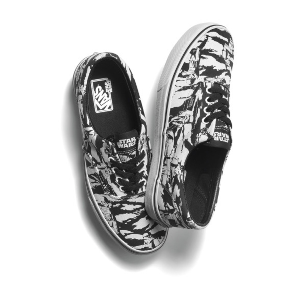 Star Wars x VANS – Holiday 2014 Collection - 4