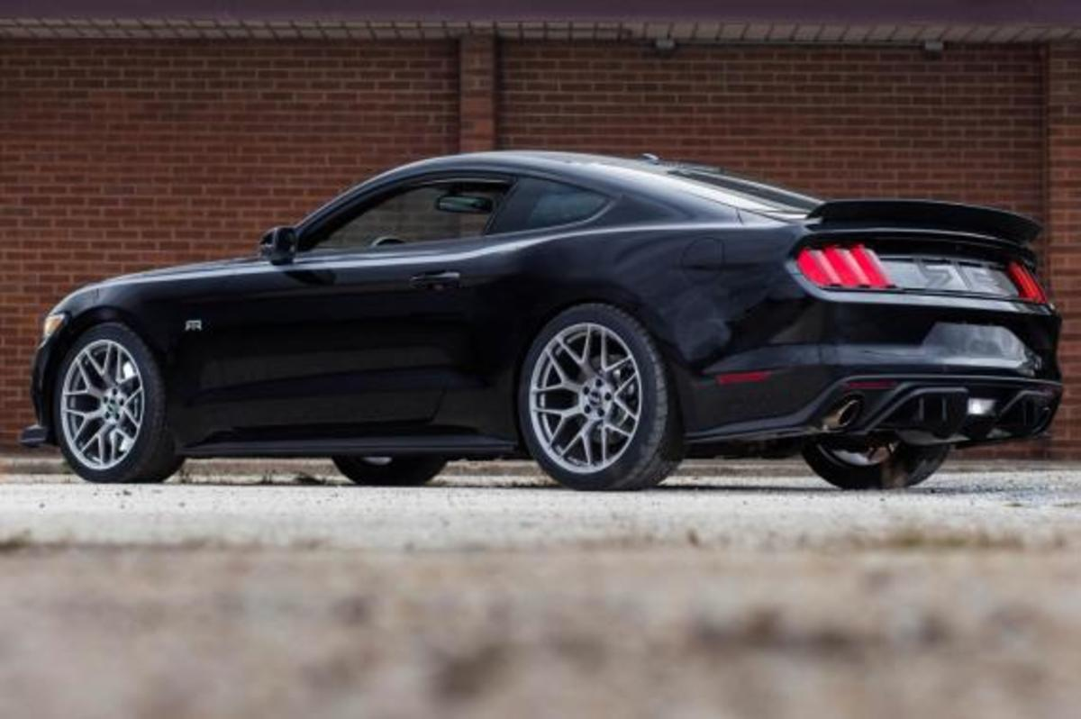 2015 Ford Mustang RTR Tuned to 725HP - 5
