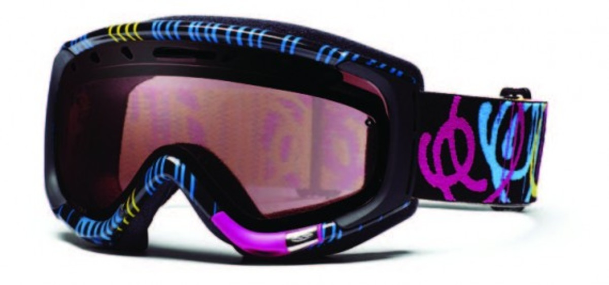 Smith x KRINK - Smith EXCLUSIVO Collection - Phenom Goggle with CMYK