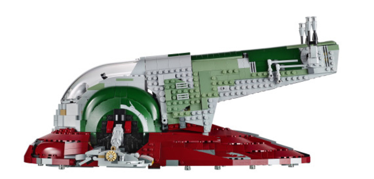 Star Wars x LEGO Ultimate Collector's Series: Boba Fett's Slave I Kit | Release Info - 2
