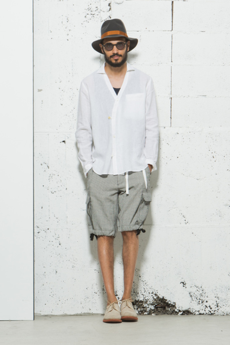 The Fourness by Kazuki Kuraishi – Spring/Summer 2015 Collection Lookbook - 27