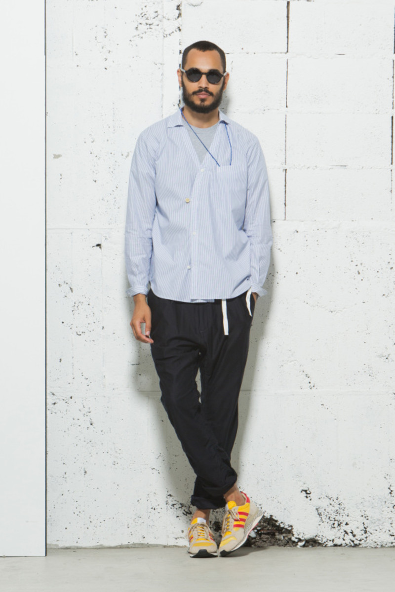 The Fourness by Kazuki Kuraishi – Spring/Summer 2015 Collection Lookbook - 7