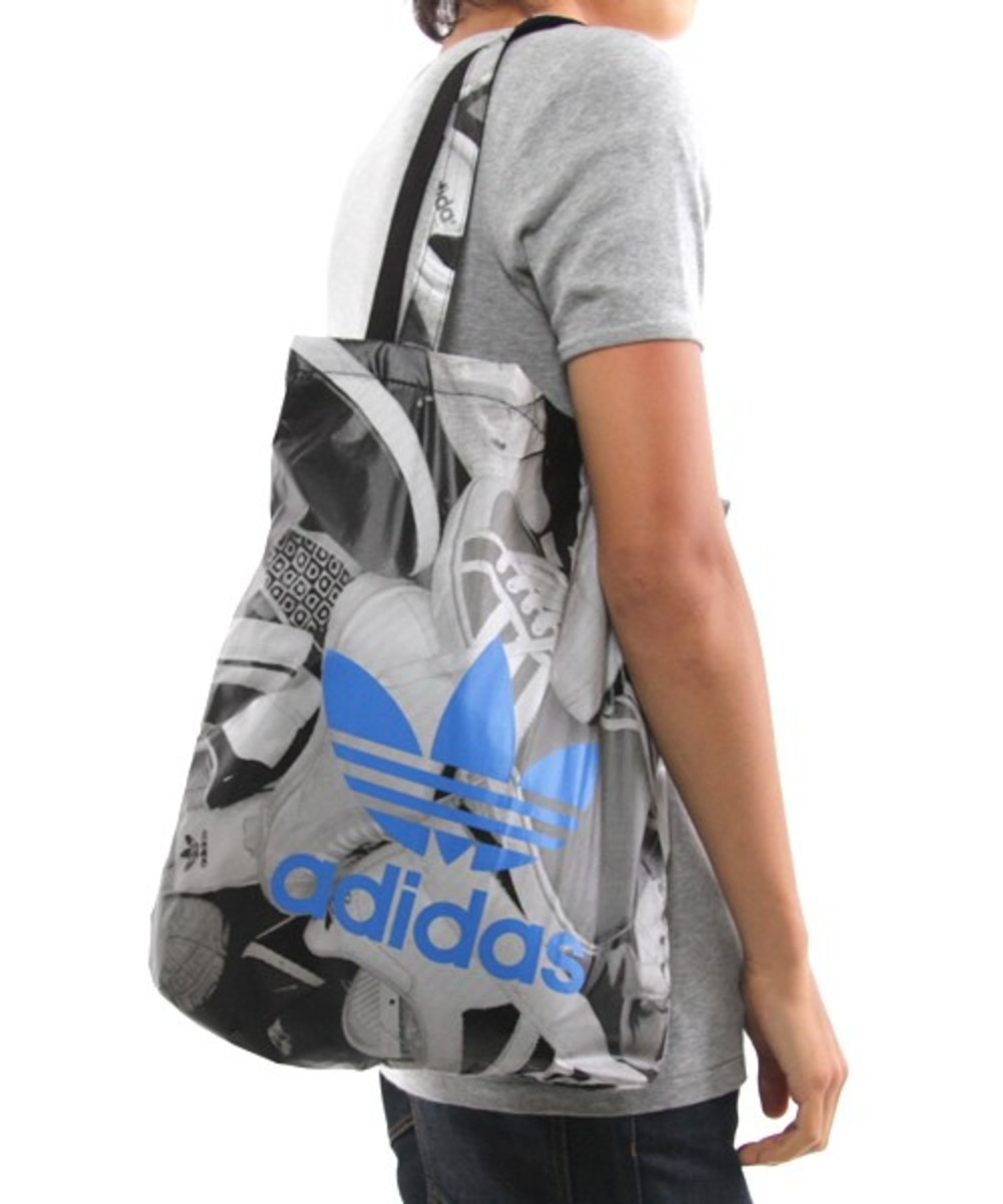 eaffd8729f6d adidas Originals - 523 Shopper Tote Bag - Freshness Mag