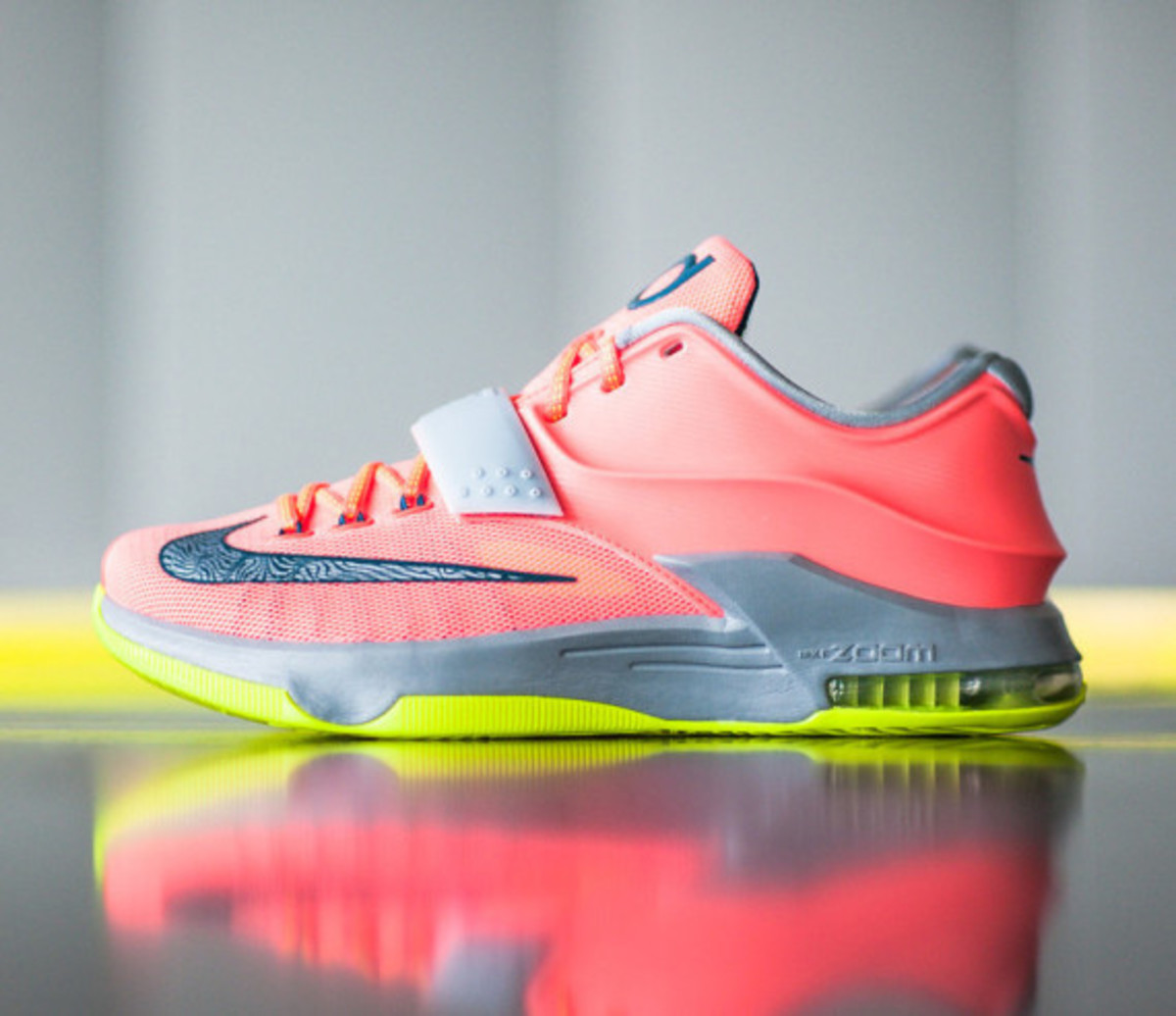 detailed look 85bdf 5426a ... reduced nike kd 7 35000 degrees release 2f24e 91d6f