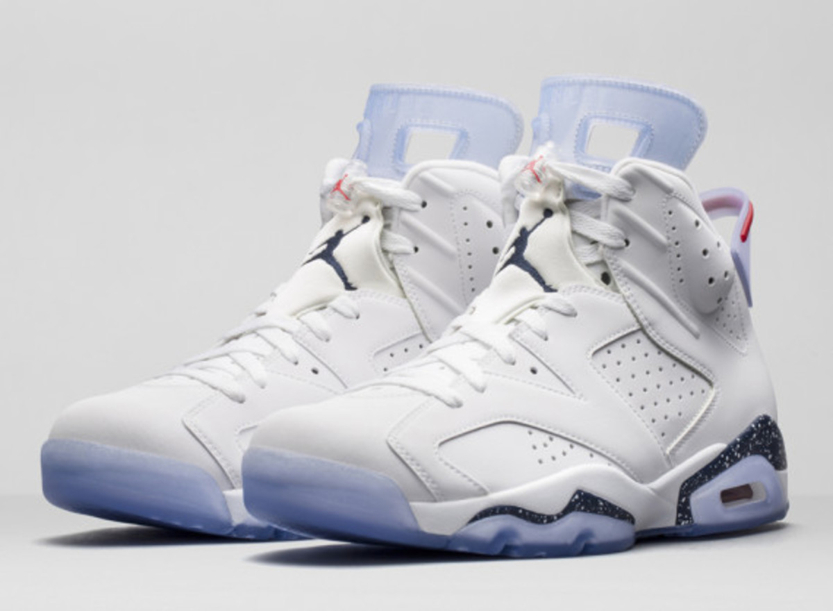 "Air Jordan 6 ""First Championship"" - Will Not Be Available To The Public - 1"