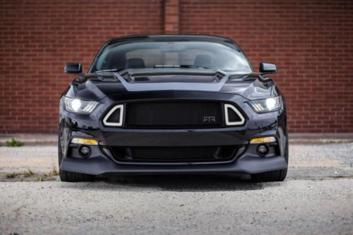 2015 Ford Mustang RTR Tuned to 725HP - 4