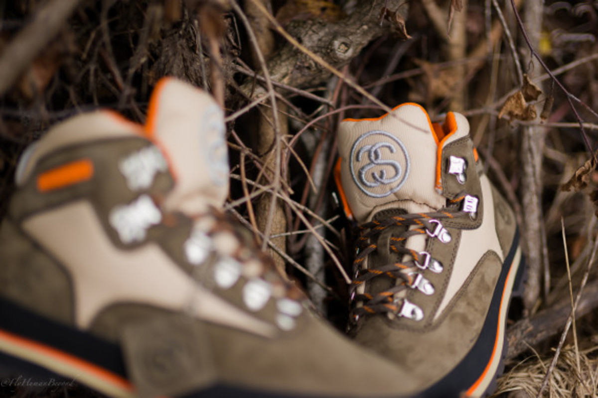 Stussy for Timberland – Euro Hiker Boots | Available Now - 2