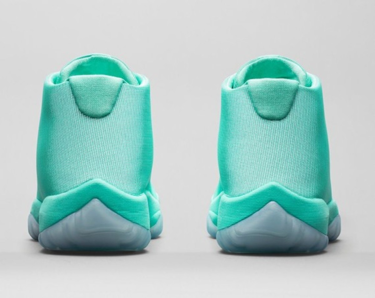 "Air Jordan Future - ""Hyper Jade"" 