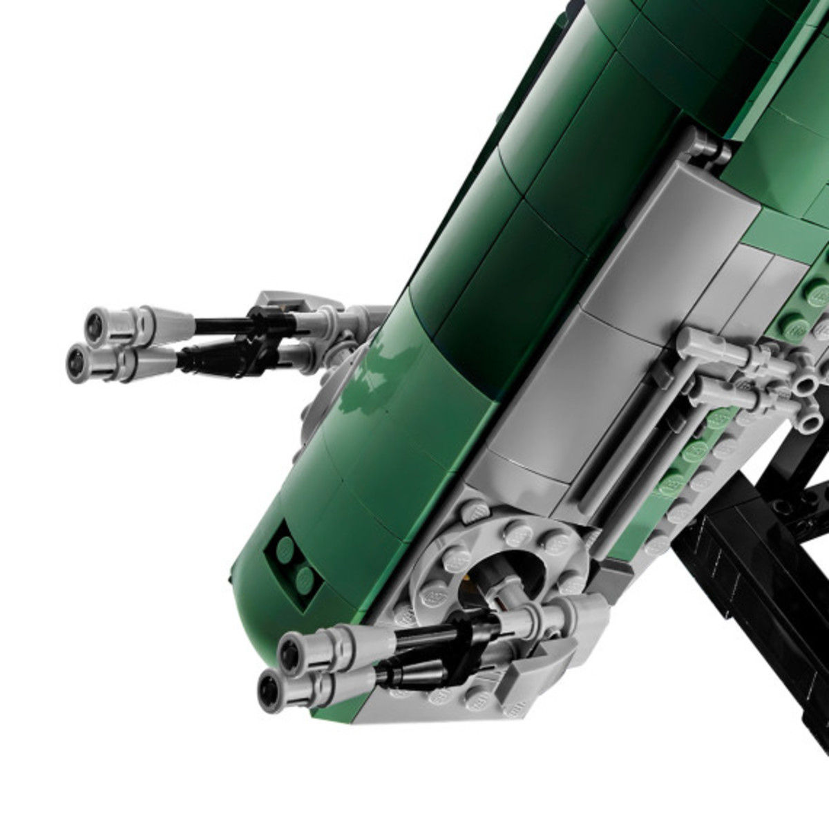 Star Wars x LEGO Ultimate Collector's Series: Boba Fett's Slave I Kit | Release Info - 26