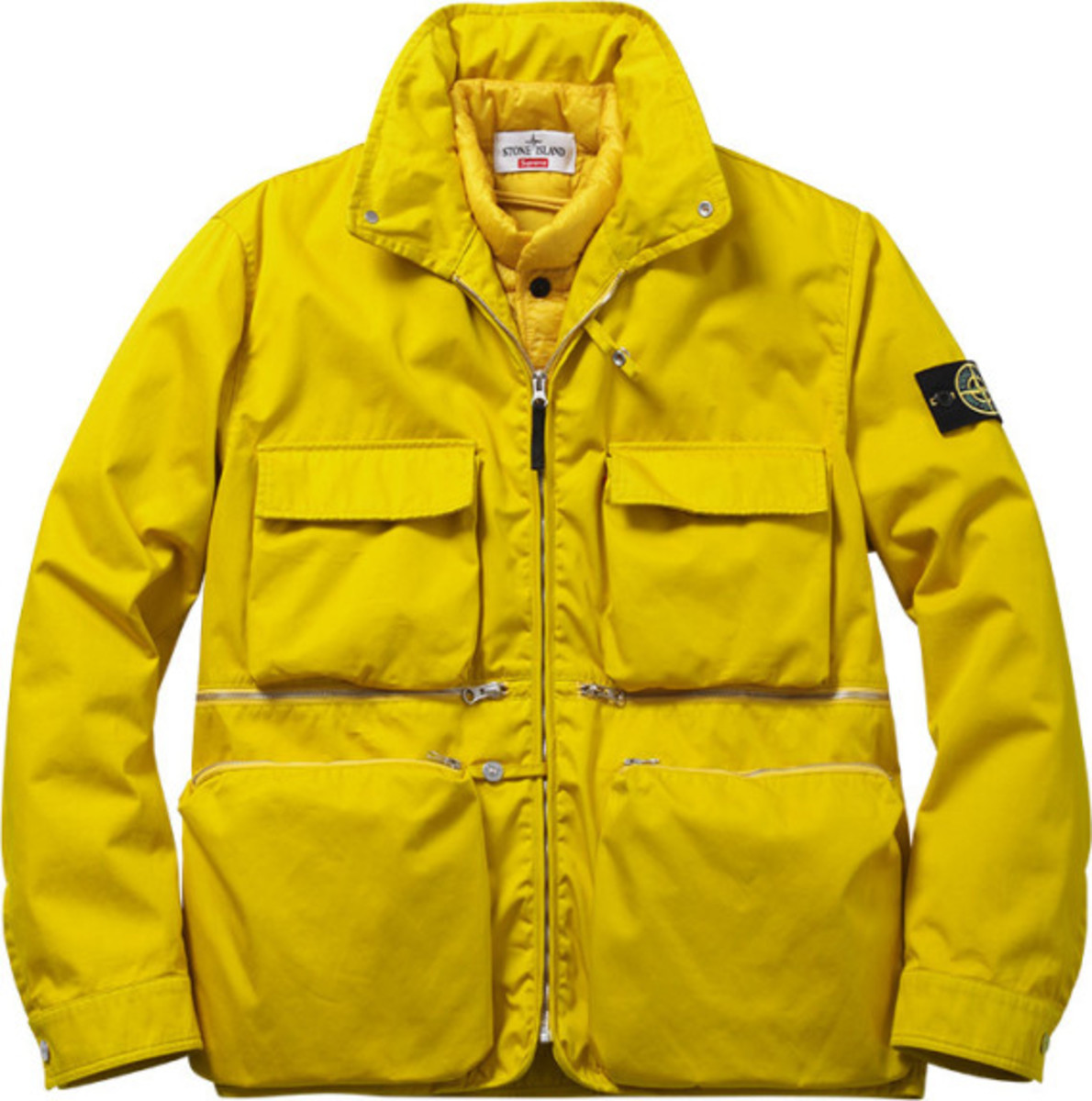 Supreme x Stone Island – Fall/Winter 2014 Collection | Available Now - 8