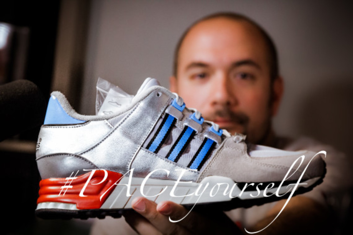 "Packer Shoes x adidas Originals EQT Running Support 93 ""Micropacer"" - #PaceYourself Campaign - 4"