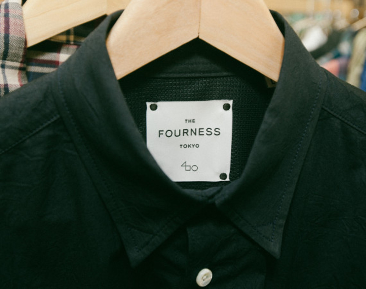 The Fourness by Kazuki Kuraishi - Spring/Summer 2015 Collection | Teaser - 3
