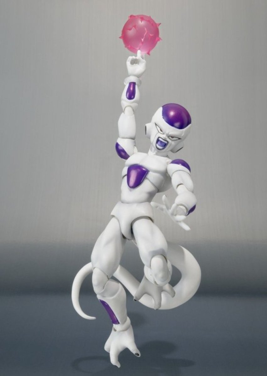 Dragon Ball Z: Frieza - S.H.Figuarts Action Figure | By Bandai Tamashii Nations - 2