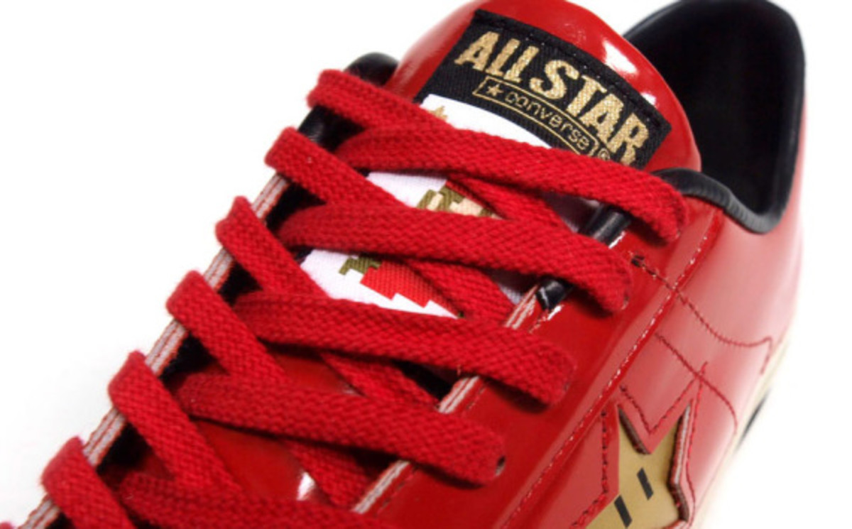 Super Mario Bros. x CONVERSE One Star Ox – 2014 Edition   Another Look - 2