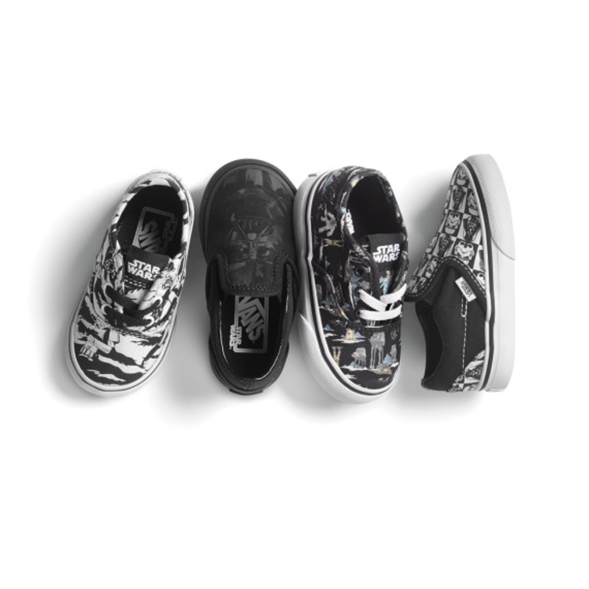 Star Wars x VANS – Holiday 2014 Collection - 8