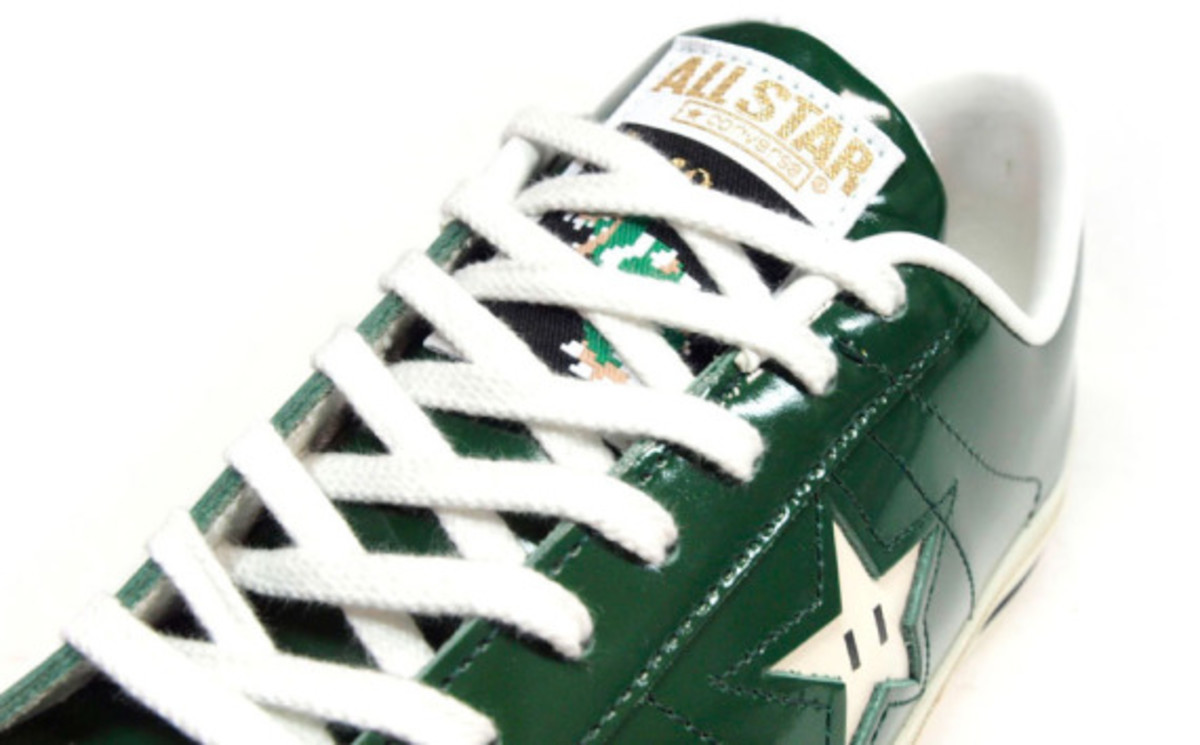 Super Mario Bros. x CONVERSE One Star Ox – 2014 Edition   Another Look - 8