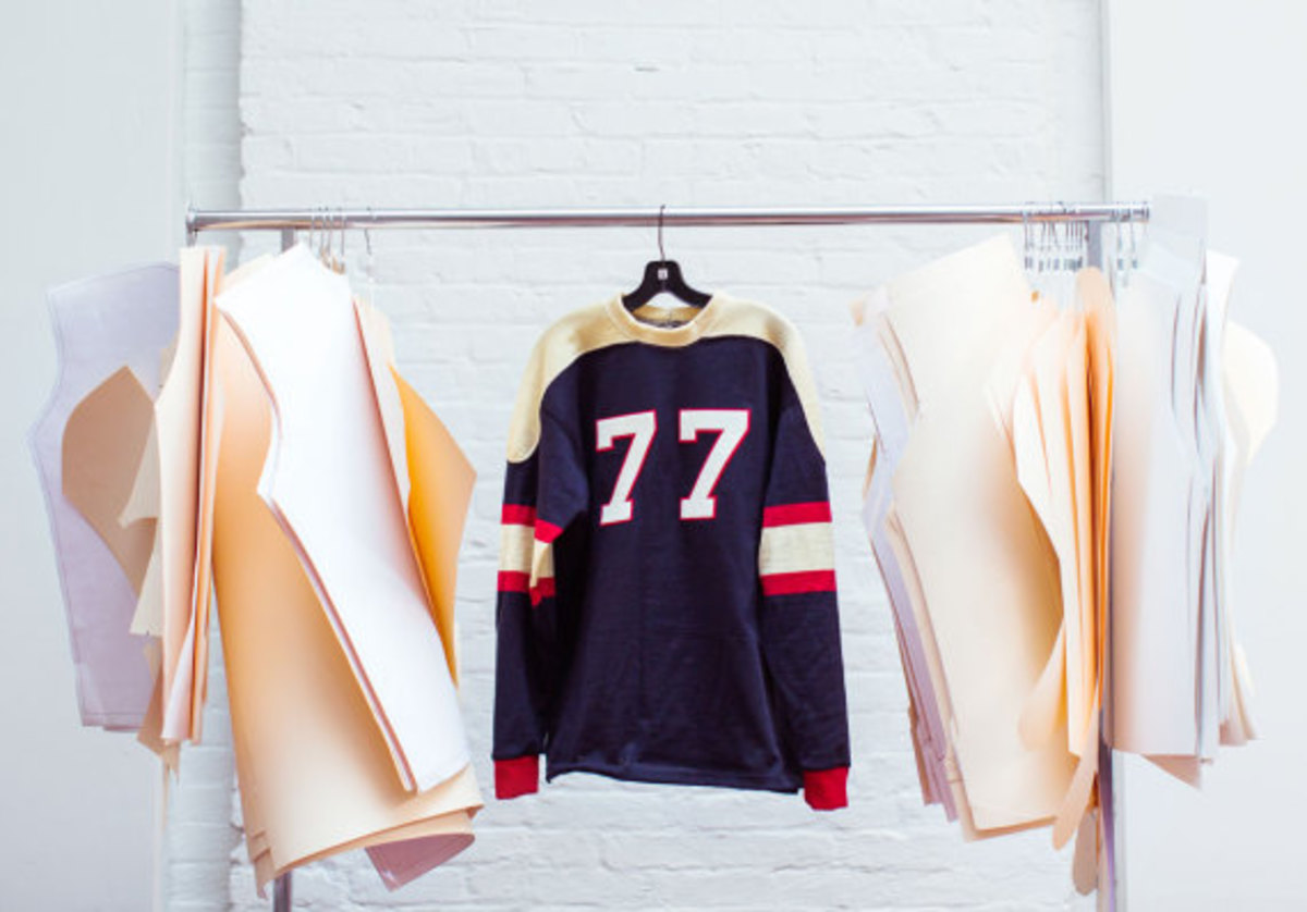 Ebbets Field Flannels Vintage Knit Football Jersey Collection | J.Crew Exclusive - 16