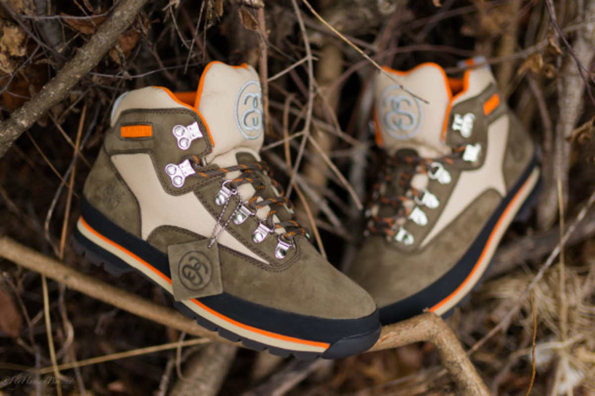 Stussy for Timberland – Euro Hiker Boots | Available Now - 1