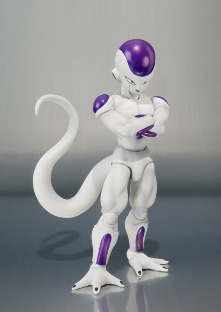 Dragon Ball Z: Frieza - S.H.Figuarts Action Figure | By Bandai Tamashii Nations - 1