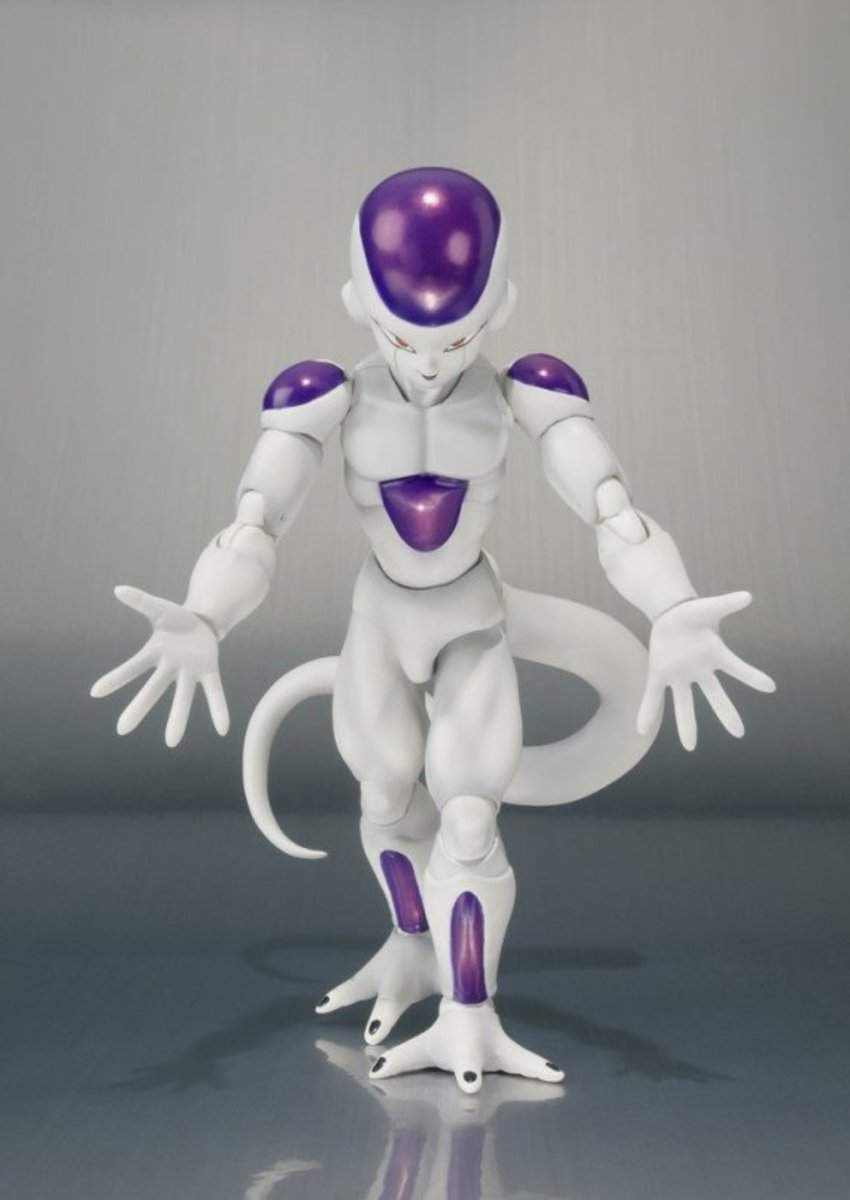 Dragon Ball Z: Frieza - S.H.Figuarts Action Figure | By Bandai Tamashii Nations - 3