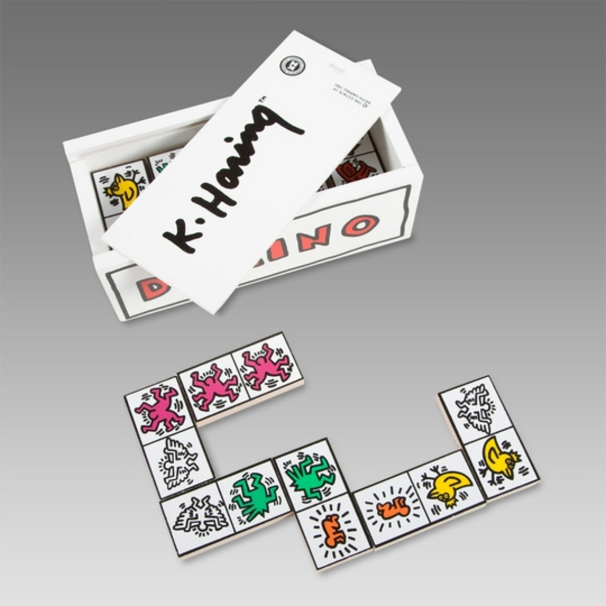 Keith Haring - Domino Set - 0