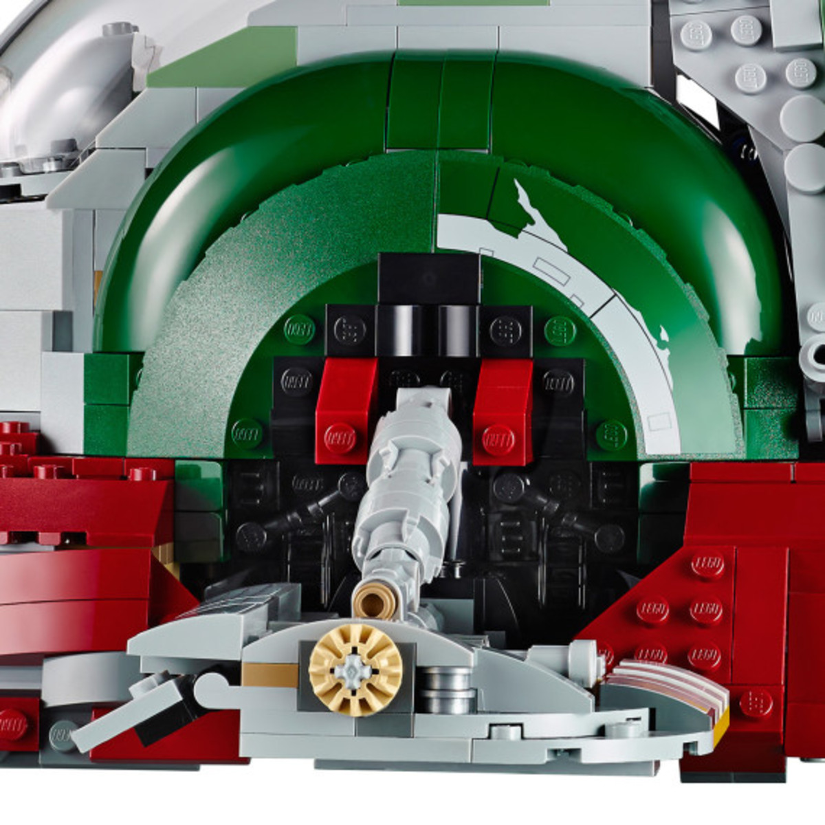 Star Wars x LEGO Ultimate Collector's Series: Boba Fett's Slave I Kit   Release Info - 4