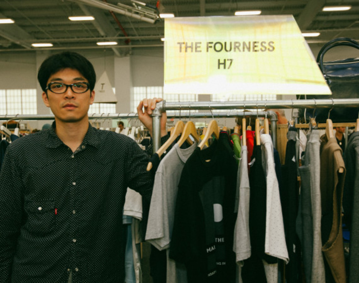 The Fourness by Kazuki Kuraishi - Spring/Summer 2015 Collection | Teaser - 0
