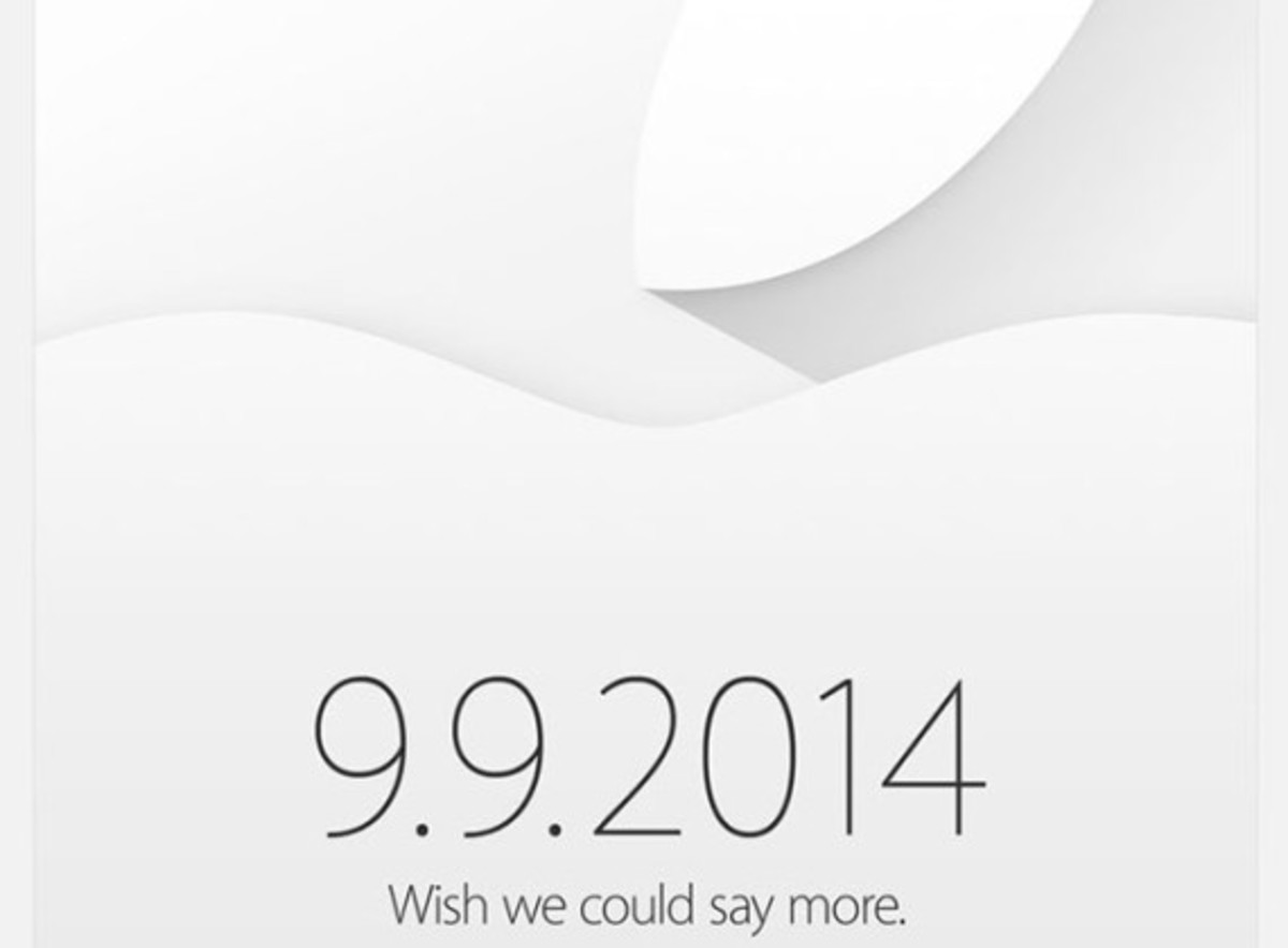 Apple iPhone 6 Announcement - September 9th, 2014 | Confirmed - 1