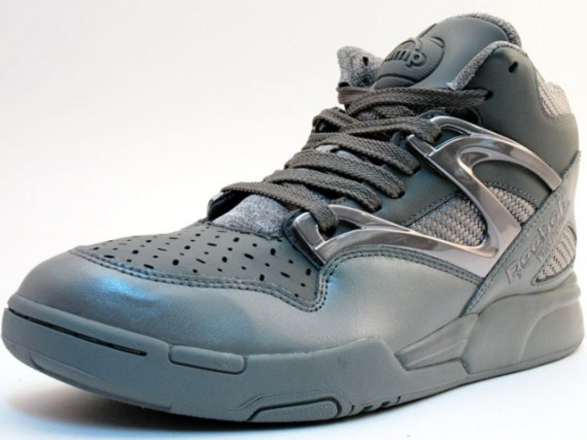 Reebok - Perfectly Collection - Grey - Freshness Mag 6efe45ca4