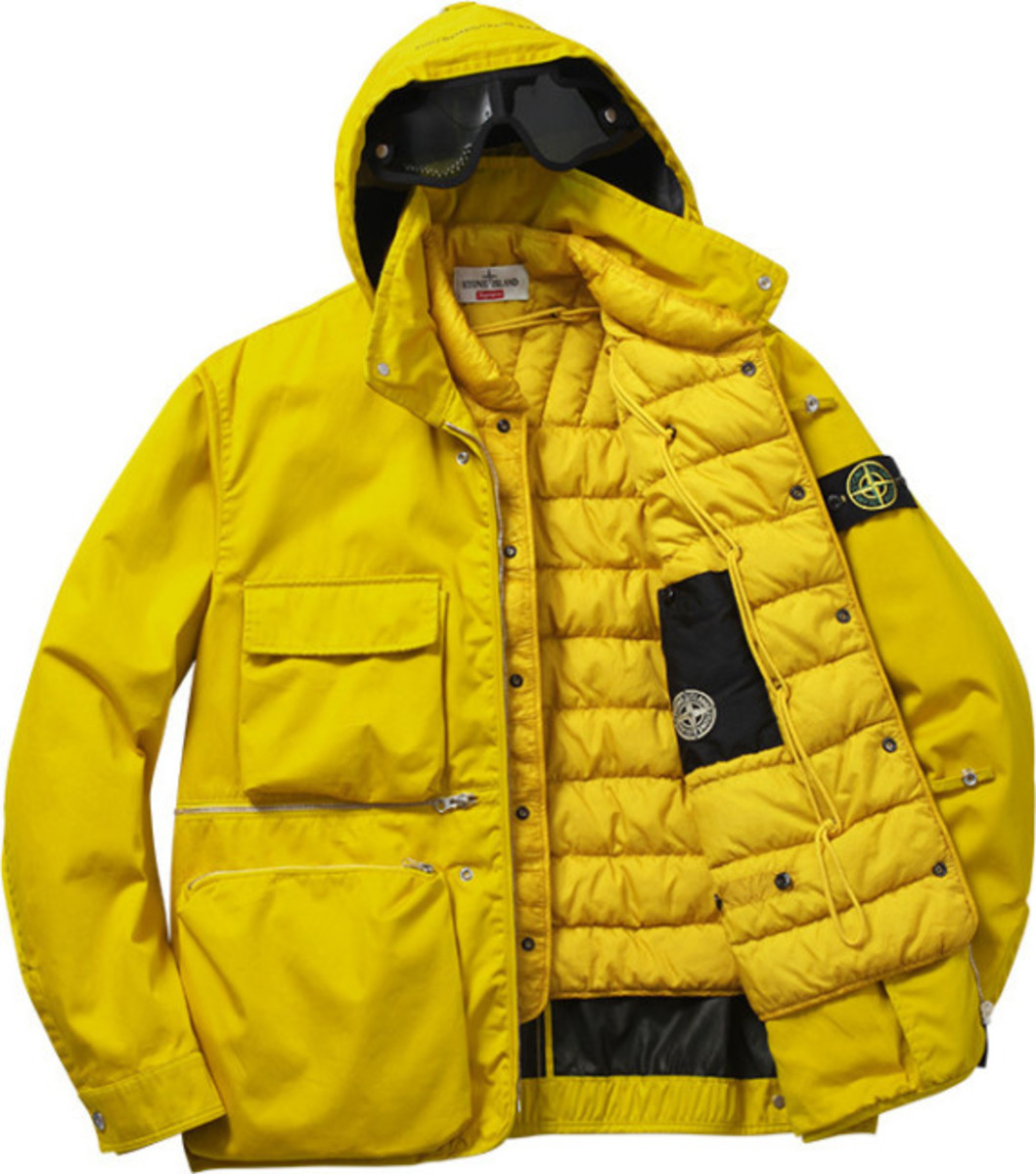 Supreme x Stone Island – Fall/Winter 2014 Collection | Available Now - 6