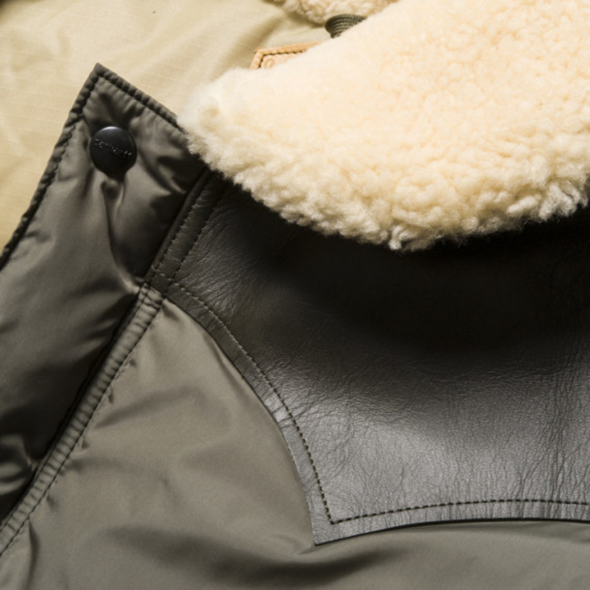 "Carhartt WIP x Rocky Mountain Featherbed - ""Christy"" Down Outerwear Collection - 24"