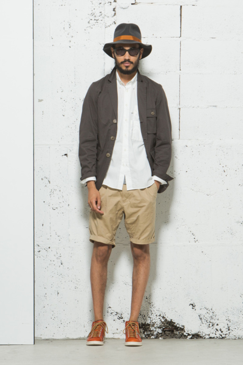 The Fourness by Kazuki Kuraishi – Spring/Summer 2015 Collection Lookbook - 13