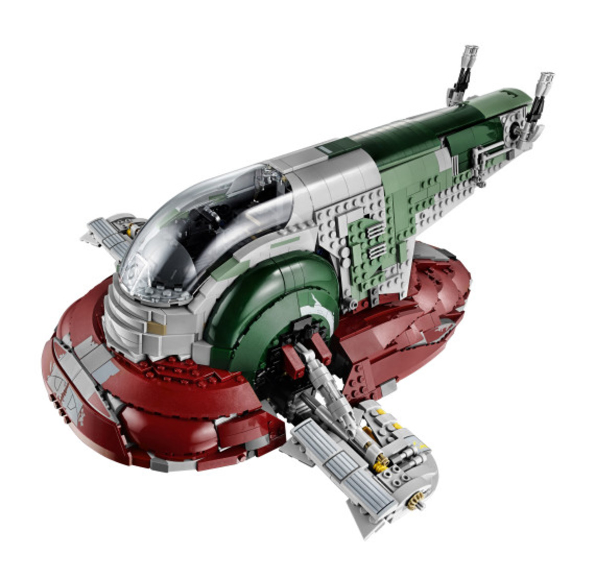 Star Wars x LEGO Ultimate Collector's Series: Boba Fett's Slave I Kit | Release Info - 1