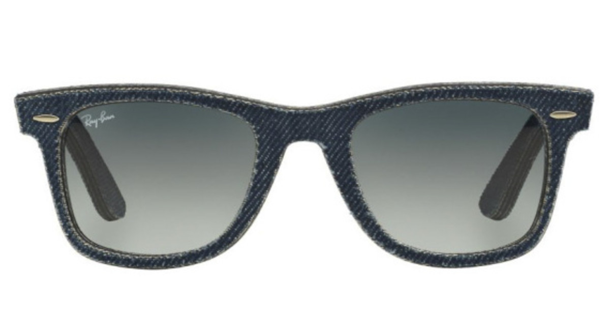 Ray-Ban Wayfarer Sunglasses - Denim Pack - 3
