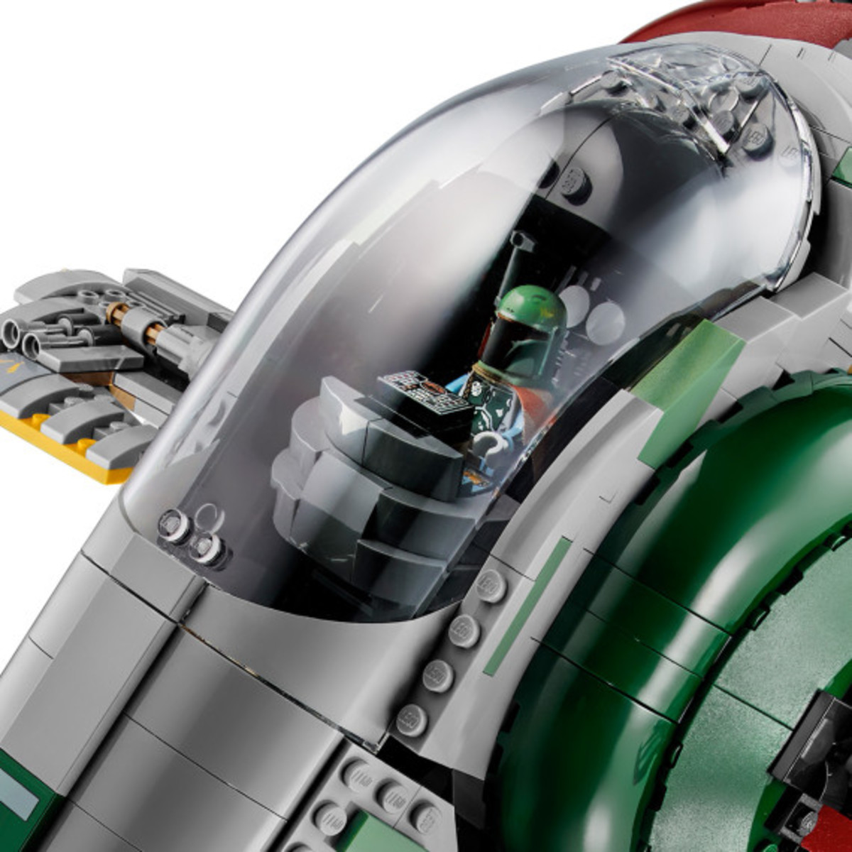 Star Wars x LEGO Ultimate Collector's Series: Boba Fett's Slave I Kit | Release Info - 24
