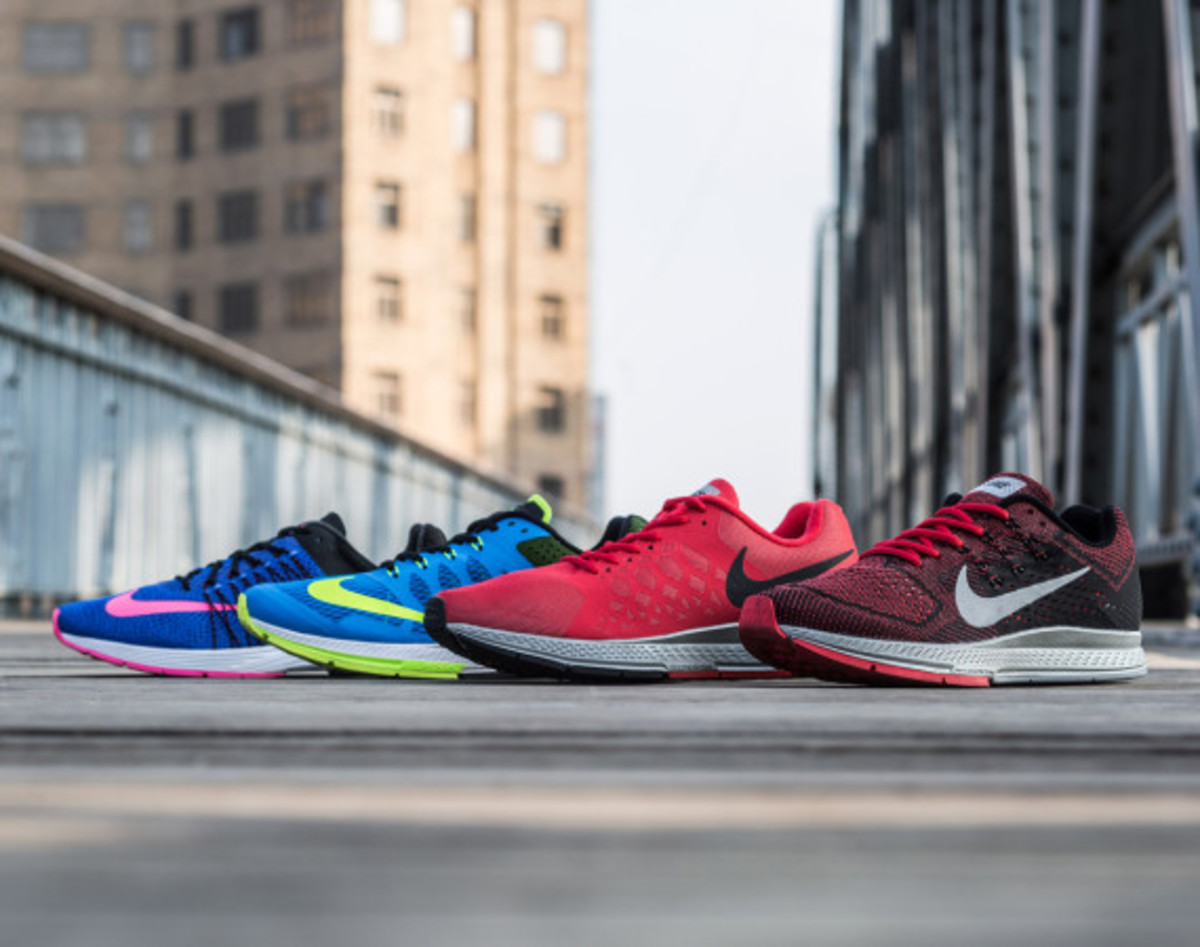 Nike Zoom Air - 2014 Greater China Media Summit with Mo Farah and Galen Rupp - 0
