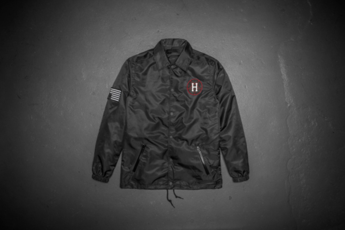 "HUF x Black Scale - ""Poker"" Collection 