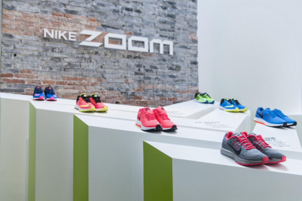 Nike Zoom Air - 2014 Greater China Media Summit with Mo Farah and Galen Rupp - 10