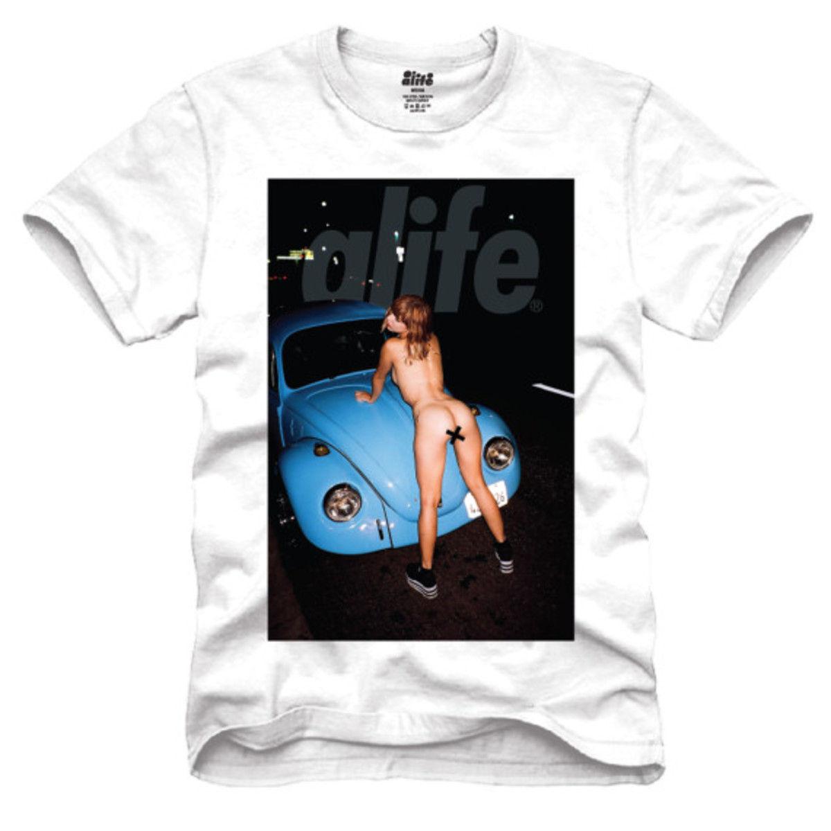PrettyPuke x ALIFE - Exclusive T-Shirt Collection - 1