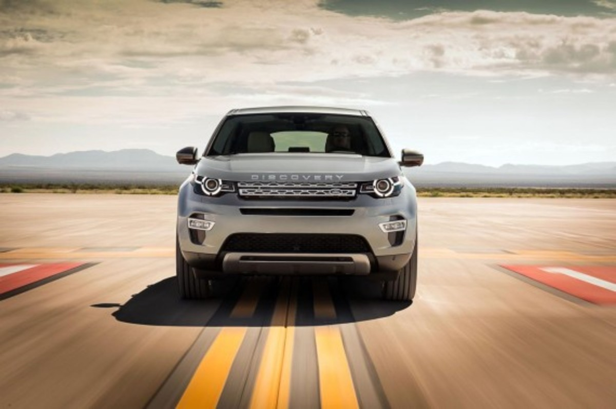 2015 Land Rover Discovery Sport - Officially Unveiled - 2