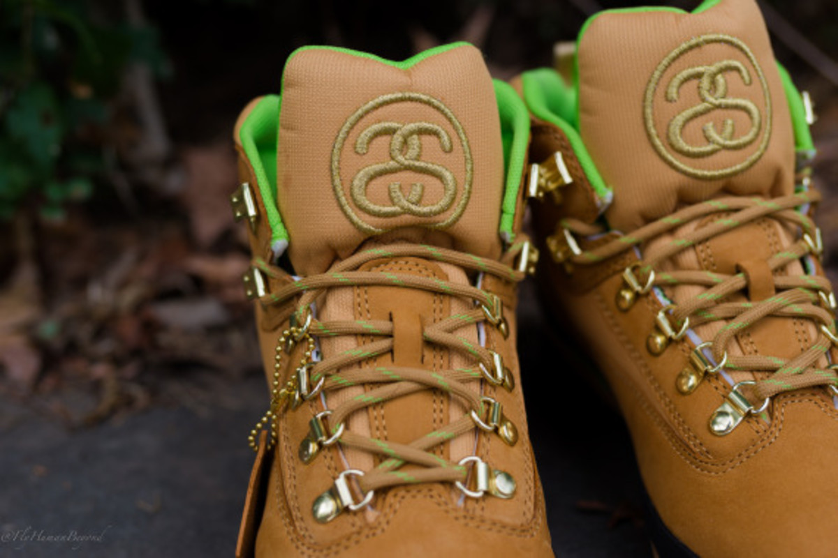 Stussy for Timberland – Euro Hiker Boots | Available Now - 10